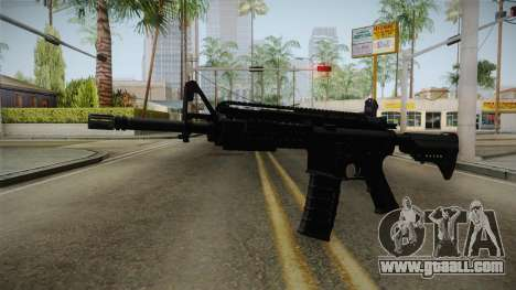 M4A1 S.I.R.S. for GTA San Andreas