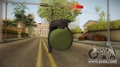 Battlefield 4 - V40 for GTA San Andreas second screenshot