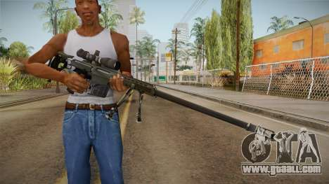 Battlefield 4 - M98B for GTA San Andreas third screenshot