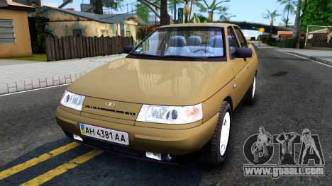 VAZ 21103 Suite for GTA San Andreas