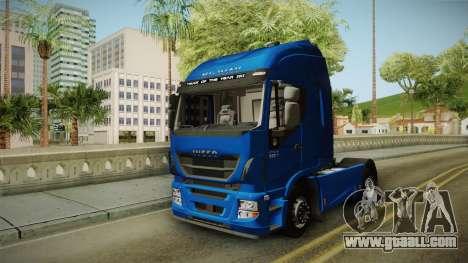 Iveco Stralis Hi-Way 560 E6 4x2 v3.2 for GTA San Andreas