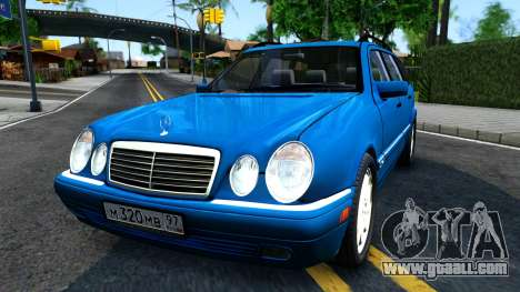 Mercedes-Benz W210 E320 1997 for GTA San Andreas