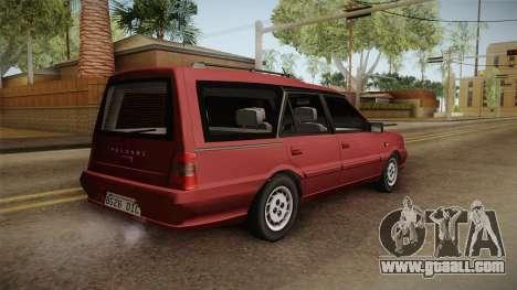 Daewoo-FSO Polonez Kombi Plus 1.6 GLi for GTA San Andreas left view