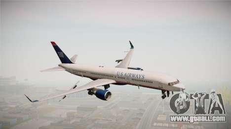 Boeing 757-200 US Airways for GTA San Andreas