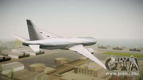 Boeing 777-2KQ VP-CAL Aviation Link for GTA San Andreas right view