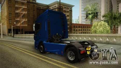 Iveco Stralis Hi-Way 560 E6 4x2 v3.2 for GTA San Andreas left view