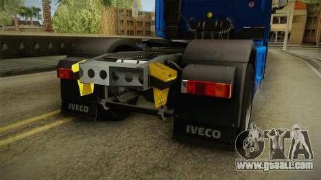 Iveco Stralis Hi-Way 560 E6 4x2 v3.2 for GTA San Andreas bottom view