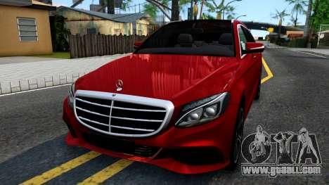 Mercedes-Benz C-Class Estate 2015 for GTA San Andreas
