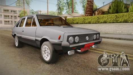 FSO Polonez Coupe 2.0X for GTA San Andreas right view