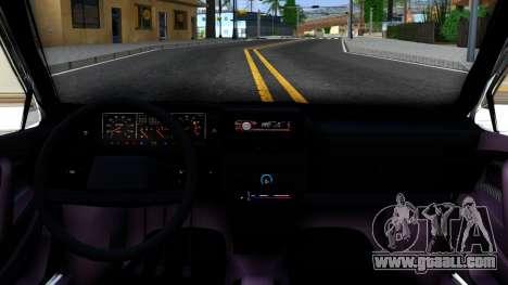 2109 for GTA San Andreas inner view