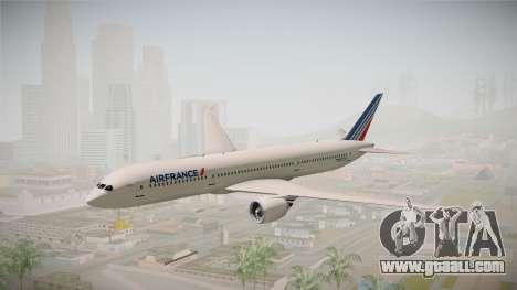 Boeing 787 Air France for GTA San Andreas