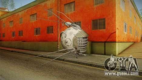 Fallout 4 - Eyebot for GTA San Andreas forth screenshot