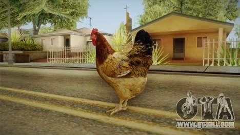 GTA 5 Chicken for GTA San Andreas second screenshot
