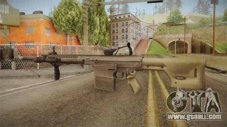 Battlefield 4 - SR338 for GTA San Andreas second screenshot