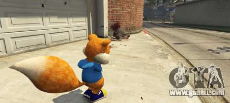 GTA 5 Conker The Squirrel second screenshot