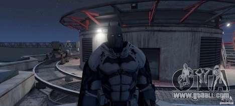 GTA 5 Batman XE Batsuit