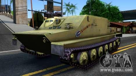 BTR-50 for GTA San Andreas