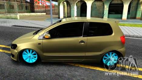 Volkswagen Fox for GTA San Andreas