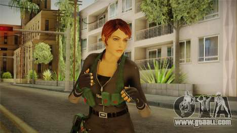 Dead Rising 2: Off The Record - Stacey Custom for GTA San Andreas