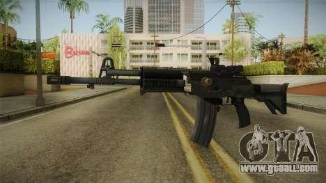 Battlefield 4 - ACE 23 for GTA San Andreas