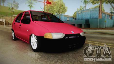 Volkswagen Golf G4 for GTA San Andreas right view