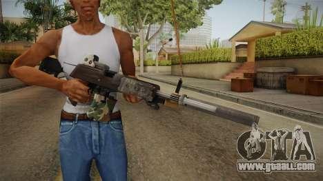 Battlefield 4 - LSAT for GTA San Andreas