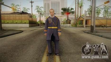 007 Goldeneye Ourumov for GTA San Andreas second screenshot