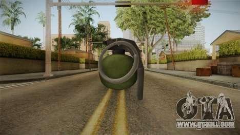 Battlefield 4 - V40 for GTA San Andreas