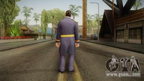 007 Goldeneye Ourumov for GTA San Andreas third screenshot