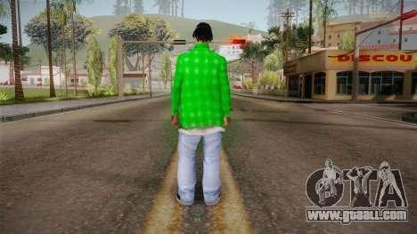New Fam2 for GTA San Andreas third screenshot
