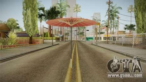 Alice Cartelet Umbrella for GTA San Andreas second screenshot