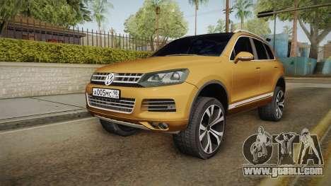Volkswagen Touareg for GTA San Andreas