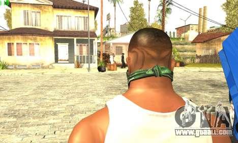 Remastered Cj Skin HD 2017 for GTA San Andreas third screenshot