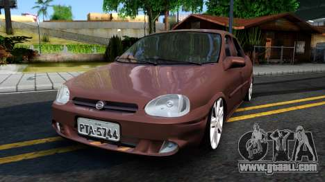Chevrolet Corsa Sedan for GTA San Andreas