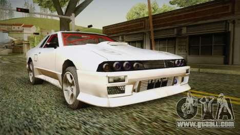 Elegy R32 for GTA San Andreas