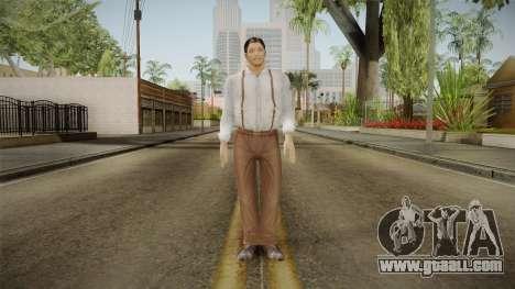 007 EON Jaws Young for GTA San Andreas second screenshot
