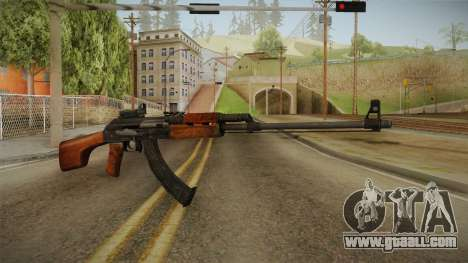 Battlefield 4 - RPK-74M for GTA San Andreas