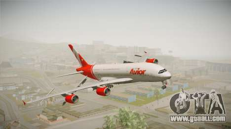 Airbus A380 Avior Airlines for GTA San Andreas