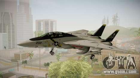 F-14A IRIS for GTA San Andreas