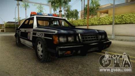Manhunt (GTA VC) Police CCPD for GTA San Andreas