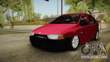 Volkswagen Golf G4 for GTA San Andreas