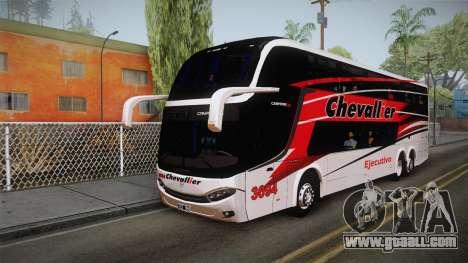 Comil Campione DD Chevallier for GTA San Andreas