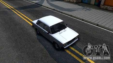 VAZ 2105 for GTA San Andreas right view