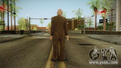 007 Legends Blofield for GTA San Andreas third screenshot