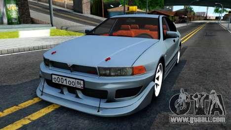 Mitsubishi Galant VR-4 for GTA San Andreas