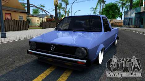 Volkswagen Caddy 1980 for GTA San Andreas