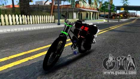 Bici for GTA San Andreas