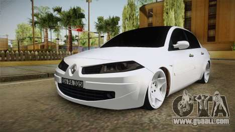 Renault Megane for GTA San Andreas