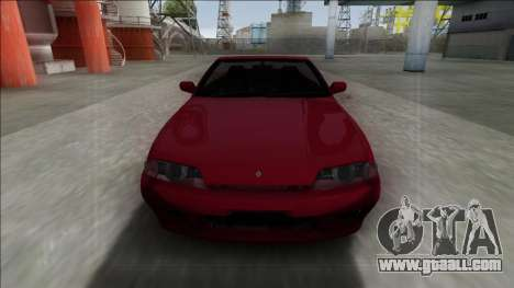 Nissan Skyline R32 Cabrio for GTA San Andreas right view