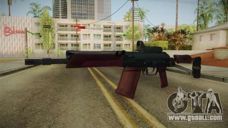 Battlefield 4 - Saiga-12K for GTA San Andreas